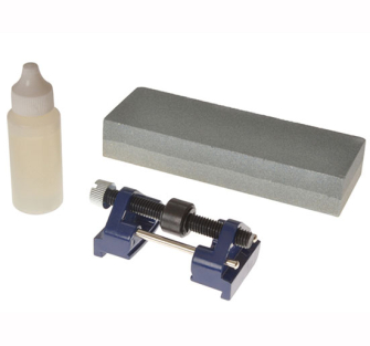 Marples Irwin Honing Guide , Stone & Oil - Set of 3