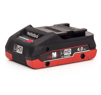 Metabo 625367000 4ah 18v LiHD Compact Battery