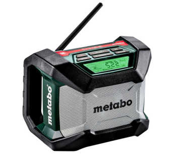 Metabo 600777380 Cordless Worksite Radio - R12-18BT