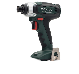 Metabo 601114840 PowerMaxx Cordless Impact Driver Bare Unit with
