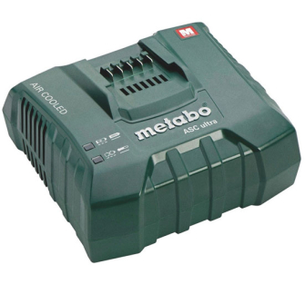Metabo ASC Ultra Air Cooled Battery Charger 14.4 - 36V - 62726500