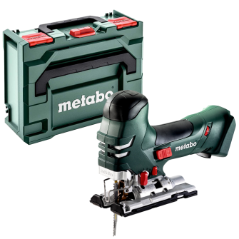 Metabo STA18LTX140 18v Jigsaw - Bare Unit with MetaBOX - 601405840