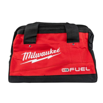 """Milwaukee M12 Fuel Small 13"""" 330MM Contractor tool Tote Bag"""