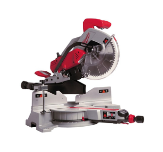Milwaukee MS 305 DB Sliding Compound Mitre Saw Double Bevel 300mm (12in)