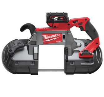 Milwaukee M18CBS125-502c FUEL Deep Cut Band Saw