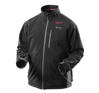 Milwaukee M12 HJ Premium Black Heated Jacket M12HJBL2-0