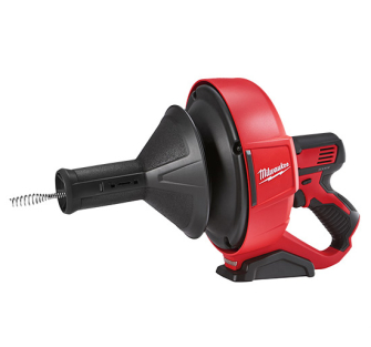 Milwaukee M12BDC8-0 Drain Cleaning Snake - Bare Unit