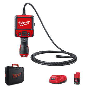 Milwaukee M12ICAV3-201C 12V Digital Inspection Camera - Kit