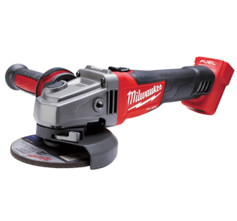 Milwaukee M18CAG125X-0 FUEL 125mm Angle Grinder - Bare Unit