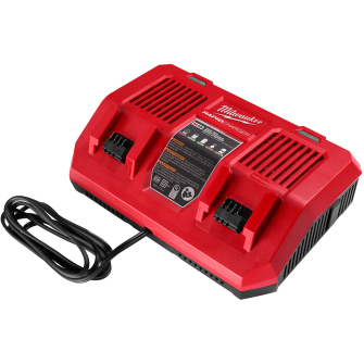 Milwaukee M18DFC 18V Dual Bay Simultaneous Rapid Charger