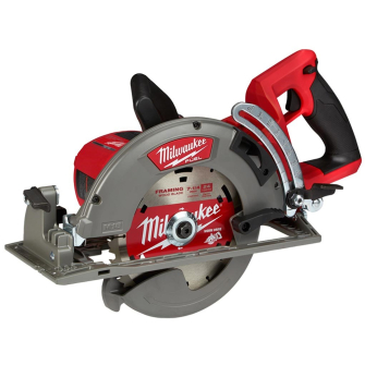 Milwaukee M18FCSRH66-0 18V Wood Cutting Rear Handle Circular Saw
