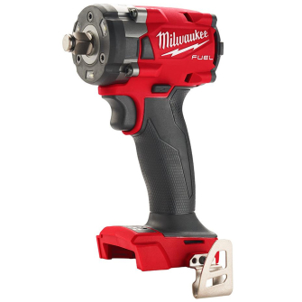 """Milwaukee M18FIW2F12-0 Fuel 1/2"""" Compact Impact Wrench with Friction Ring"""