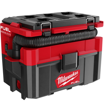 Milwaukee M18FPOVCL-0 Fuel Packout 2.5 Gallon Wet/Dry Vacuum
