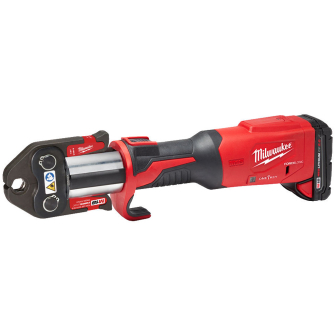 Milwaukee M18ONEBLHPT-302CTHSET Force Logic One Key Press Tool Kit with TH Jaws 16 - 20 - 32mm