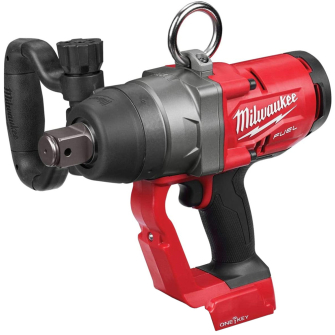 "Milwaukee M18ONEFHIWF1-0 One Key Fuel High-Torque 1"" Impact Wrench With Friction Ring - Bare Unit"
