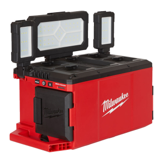 Milwaukee M18POALC-0 Packout Light and Charger - Bare Unit