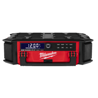 Milwaukee M18PRCDAB+0 18V Packout Radio With Built In 18V Battery Charger