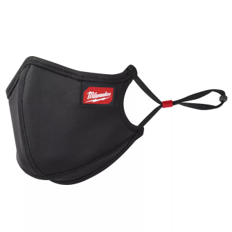 Milwaukee 3-Layer Performance Face Covering S/M or L/XL - Pack of 3