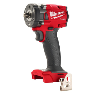 """Milwaukee M18FIW2F38-0 Fuel 3/8"""" Compact Impact Wrench with Friction Ring - Bare Unit"""