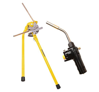 Monument Tools Bundle - Brazing Torch & Pipe Bender