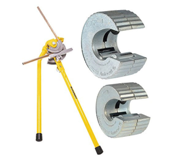 Monument Tools Bundle - Pipe Cutters & Pipe Bender