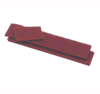 Monument 3025R Clean & Polish Pads (6) 50x250mm - Pack of 6