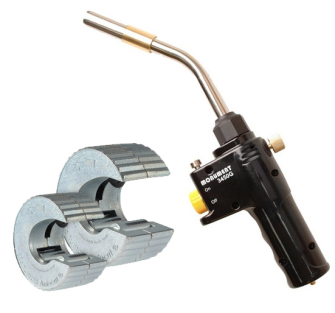 Monument Tools Bundle - Brazing Pad & Brazing Torch plus Pipe Cut