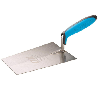 """OX Tools OX-P018418 Professional Bucket Trowel Stainless Steel 7"""""""
