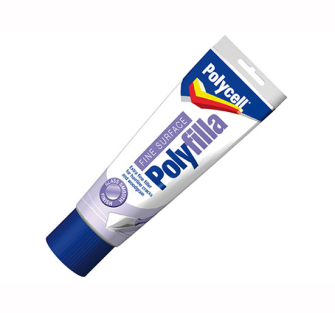 Polycell Fine Surface Filler - Tub 500g