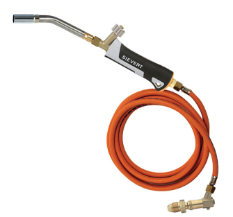 Sievert General Purpose Torch Kit with Cyclone Burner - Gas Torch