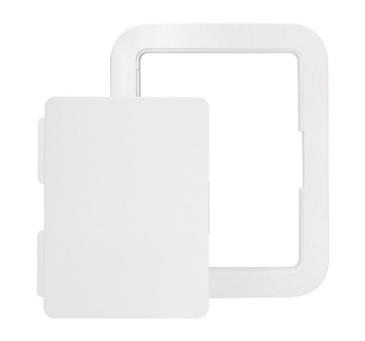Manthorpe Access Panel White 150 x 200mm - GL100 - 10 Pack