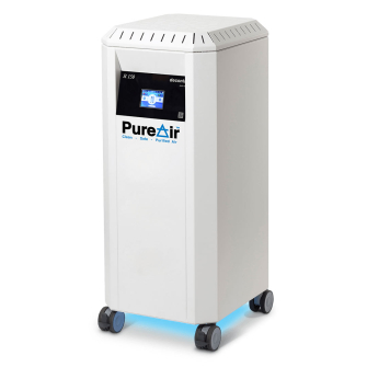 PUREAIR R150 - Commercial Air Purification Unit - 99.43% Reduction of airborne viruses