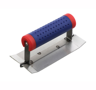 R.S.T. Soft Touch Groover Trowel 6 x 3in - 6 x 3in
