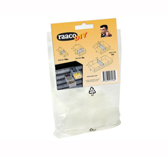 Raaco Mixed Bag Of Cabinet Drawer Dividers - Cabinet Divider