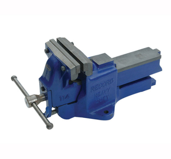 Record Irwin 114 Heavy-Duty Quick Release Engineers Vice 200mm -