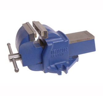 Record Irwin No.3 Mechanics Vice 100mm (4 in) - 4in Vice