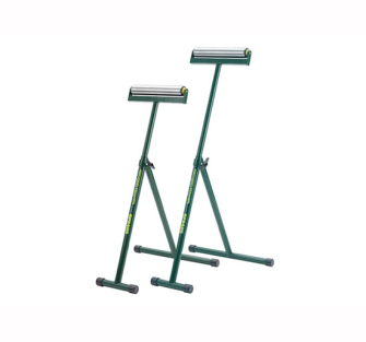 Record Power RPR400 Roller Stands - Pair of Stands