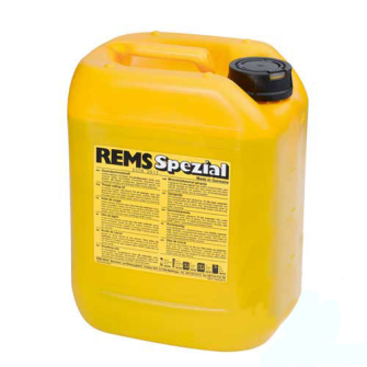 REMS Spezial Thread Cutting Oil - 5 Ltr Plastic Can