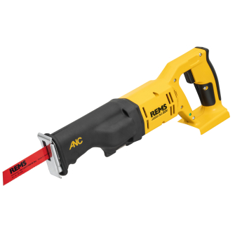 Rems 560054 Akku-Cat 22V VE Reciprocating Saw - Bare Unit With Blade and Case