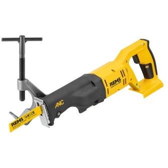 Rems 560055 Akku-Tiger 22V VE Reciprocating Saw - Bare Unit With 2 Blades and Case
