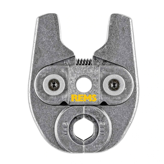Rems Mini Pressing Tong Heads with M Profile fitting up to 35mm