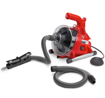 Ridgid 60753 PowerClear Drain Cleaning Machine Autofeed