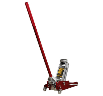 Sealey RJA1550 Trolley Jack 1.5tonne Low Entry Aluminium Rocket L