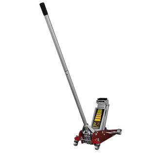 Sealey RJAS2500 Trolley Jack 2.5tonne Aluminium/Steel Rocket Lift