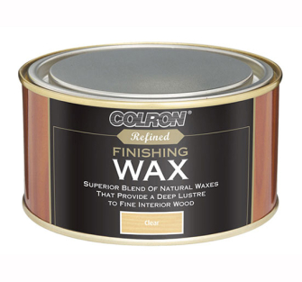 Ronseal Colron Refined Finishing Wax Clear 325 g - 325g
