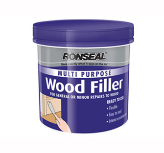 Ronseal Multi Purpose Wood Filler Tub