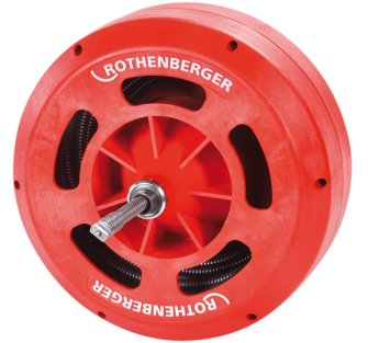 Rothenberger 1.275 10mm X 10m Drain Cleaning Drum
