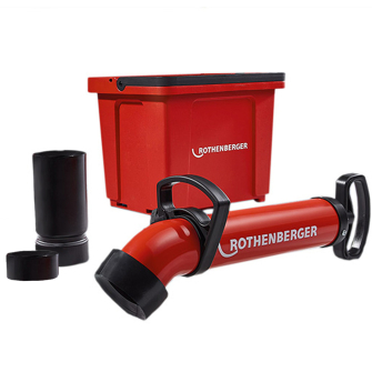 Rothenberger 1000002823 Ropump Super Plus Force Pump Unblocker With ROBUCKET