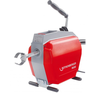 Rothenberger R600 Electric Drain Cleaning Machine 60m