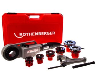 Rothenberger Supertronic 2000 Portable Threader - 240 Volt